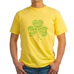 Twilight Shamrock Yellow T-Shirt