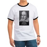 William Shakespeare Ringer T