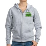 Team Leprechaun Women's Zip Hoodie