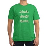 Atomic Wedgie Master Men's Fitted T-Shirt (dark)