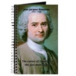 French Philosopher Rousseau Journal