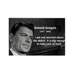 President Ronald Reagan Rectangle Magnet (10 pack)