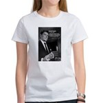 President Ronald Reagan Women's T-Shirt