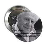 "Philosophy Karl Popper 2.25"" Button (100 pack)"