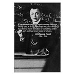 Wolfgang Pauli: Principles in Physics Large Poster