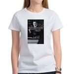 Wolfgang Pauli: Principles in Physics Women's T-Sh