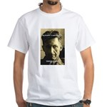 Orwell Big Brother 1984 White T-Shirt