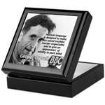 Politics / Language: Orwell Keepsake Box