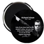 Motivation Richard Nixon Magnet