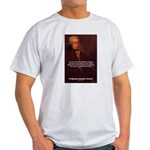 Mozart's Work: Symphony, Piano Ash Grey T-Shirt