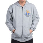 World's Coolest Compliance Officer Zip Hoodie
