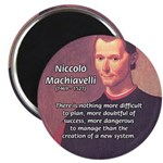 Political Theory: Machiavelli Magnet