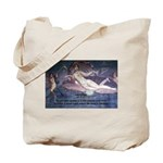Rome Philosophy Lucretius Tote Bag