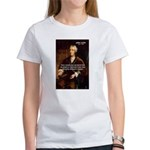 Philosophy John Locke Women's T-Shirt
