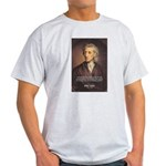 Change and John Locke Ash Grey T-Shirt