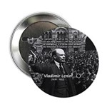 "Vladimir Lenin Revolution 2.25"" Button (100 pack)"