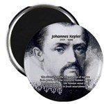 "Kepler Scientific Revolution 2.25"" Magnet (100 pac"