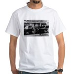 Education John F. Kennedy White T-Shirt