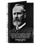 Pragmatic William James Journal