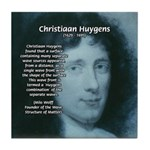 Huygens Combination Tile Coaster