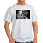 Exploration: Edwin Hubble Ash Grey T-Shirt