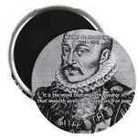 Power of Mind: Montaigne Magnet