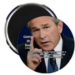 "Terrorism George W. Bush 2.25"" Magnet (10 pack)"
