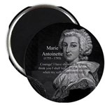 Courage Marie Antoinette Magnet