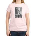 Anaximenes Air Philosophy Women's Pink T-Shirt