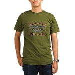Due Diligence Compliance Organic Men's T-Shirt (da