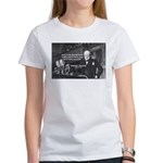 World War II Churchill Women's T-Shirt