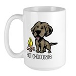 Hot Chocolate Large Mug