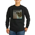 Dog Men's Dark Long Sleeve Tees
