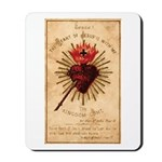 Heart of Jesus Mousepad