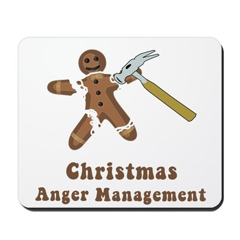 christmas anger