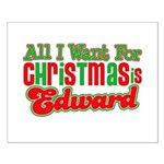 Christmas Edward Small Poster