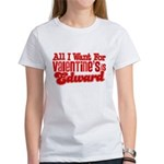 Edward Valentine Women's T-Shirt