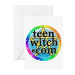 TeenWitch Greeting Cards (Pk o