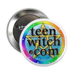 "TeenWitch  2.25"" Button (1"