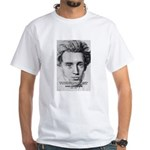 Irony Freedom of Speech White T-Shirt