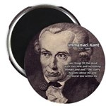 "Kant Moral Law: 2.25"" Magnet (10 pack)"