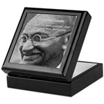 Power of Truth Gandhi Keepsake Box