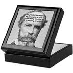 Attitude Perception on Life Keepsake Box