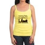 Mayor Nagin Chocolate Factory Jr. Spaghetti Tank
