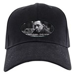 Albert Camus Motivational Black Cap