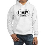LAB DAD II Hooded Sweatshirt