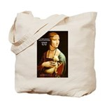 Leonardo da Vinci Pleasure Tote Bag