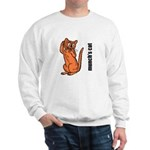 Cat Men's Sweatshirts