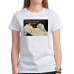 Impressionist Art Manet Women's T-Shirt