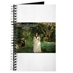 Berthe Morisot Art Quote Journal